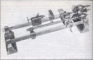 Токарный станок Г. Модсли 1798 г