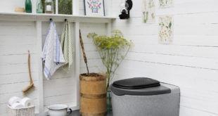 Торфяной туалет - термотуалет Kekkila на 230 л