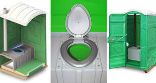 Туалетная кабина Эколайт