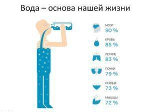 Вода - основа нашей жизни
