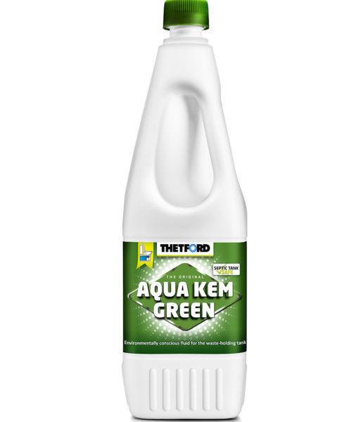 Жидкость Aqua Kem Green