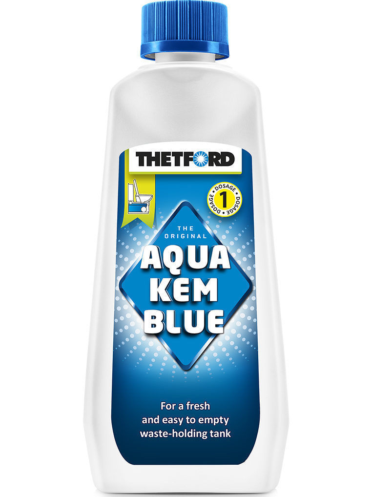 Жидкость для туалета Aqua Kem Blue