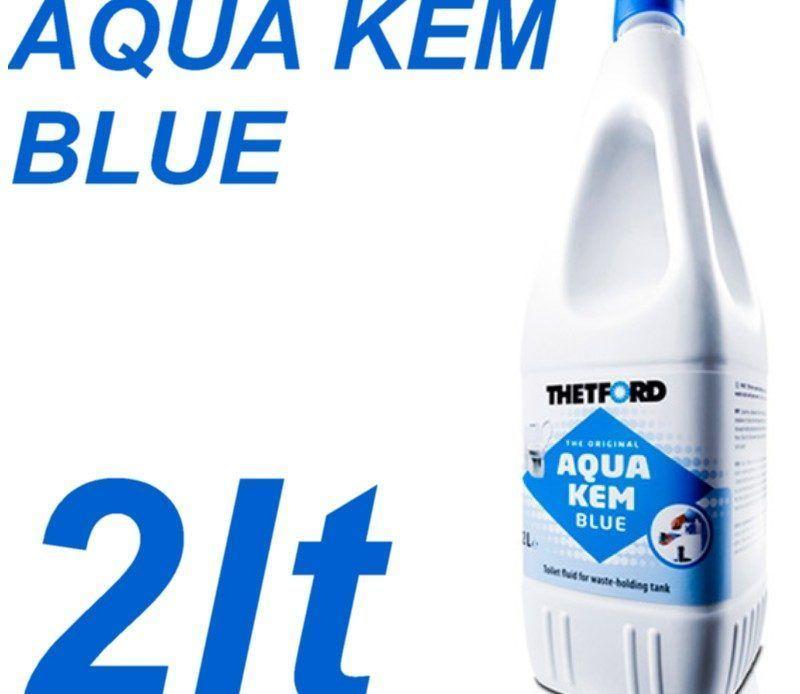 Aqua Kem Blue для очистки биотуалетов