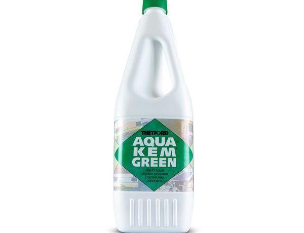 Aqua Kem Green жидкость для нижнего бака биотуалета