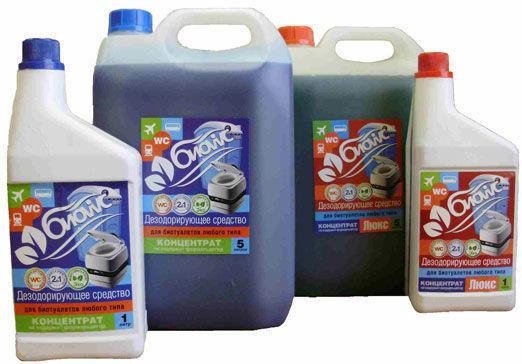Главное правило - пользоваться средствами очистки биотуалета