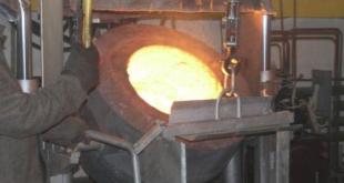 Мини литейное производство