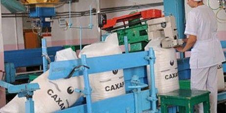 Фасофка сахара по мешкам на мини заводе