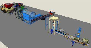 Мини завод производства удобрений