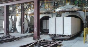 Цех производства газосиликатных блоков