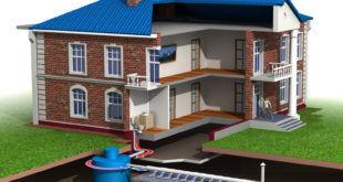Можно ли бурить скважину под фундаментом дома