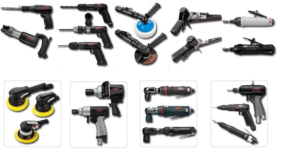 Пневматические инструменты
