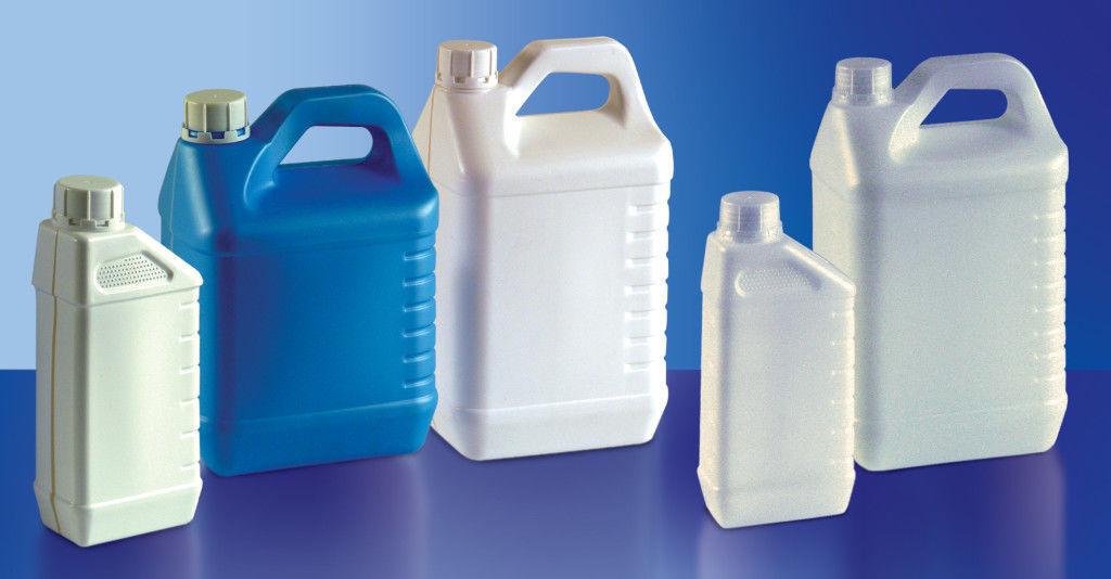 Основной продукт ПВД - это канистры различных объеемов