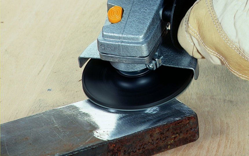 Подготовка металла перед склеиванием