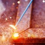 Сила тока влияет на толщину свариваемого металла