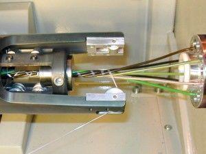 Формирование шини кабеля