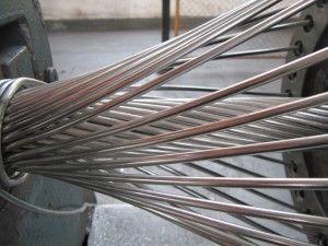 Изоляция каждой жили кабеля полиэтиленом