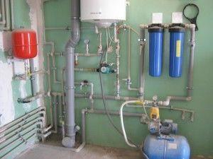Пластиковые трубы подходят для водопровода, канализации и отопления