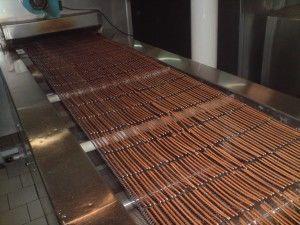 Производство соломки