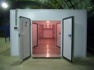 холодильная камера для полуфабрикатов