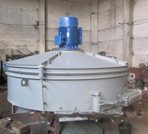 промышленный бетоносмеситель
