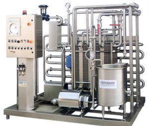 Аппарат для фильтрации молока