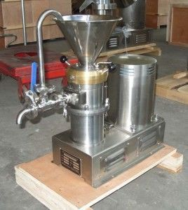 Аппарат для изготовления ореховой пасты