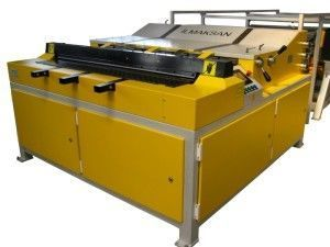 Аппарат для изготовления прямоугольных воздуховодов