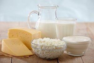 Молоко сырья для сыра, сливок и творога