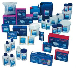 На рынке есть ряд таблеток, жидкостей и прочих химических очистителей