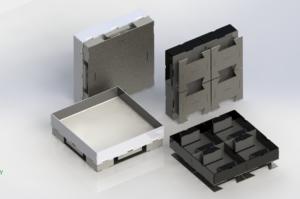Пресс-формы для резиновой плитки