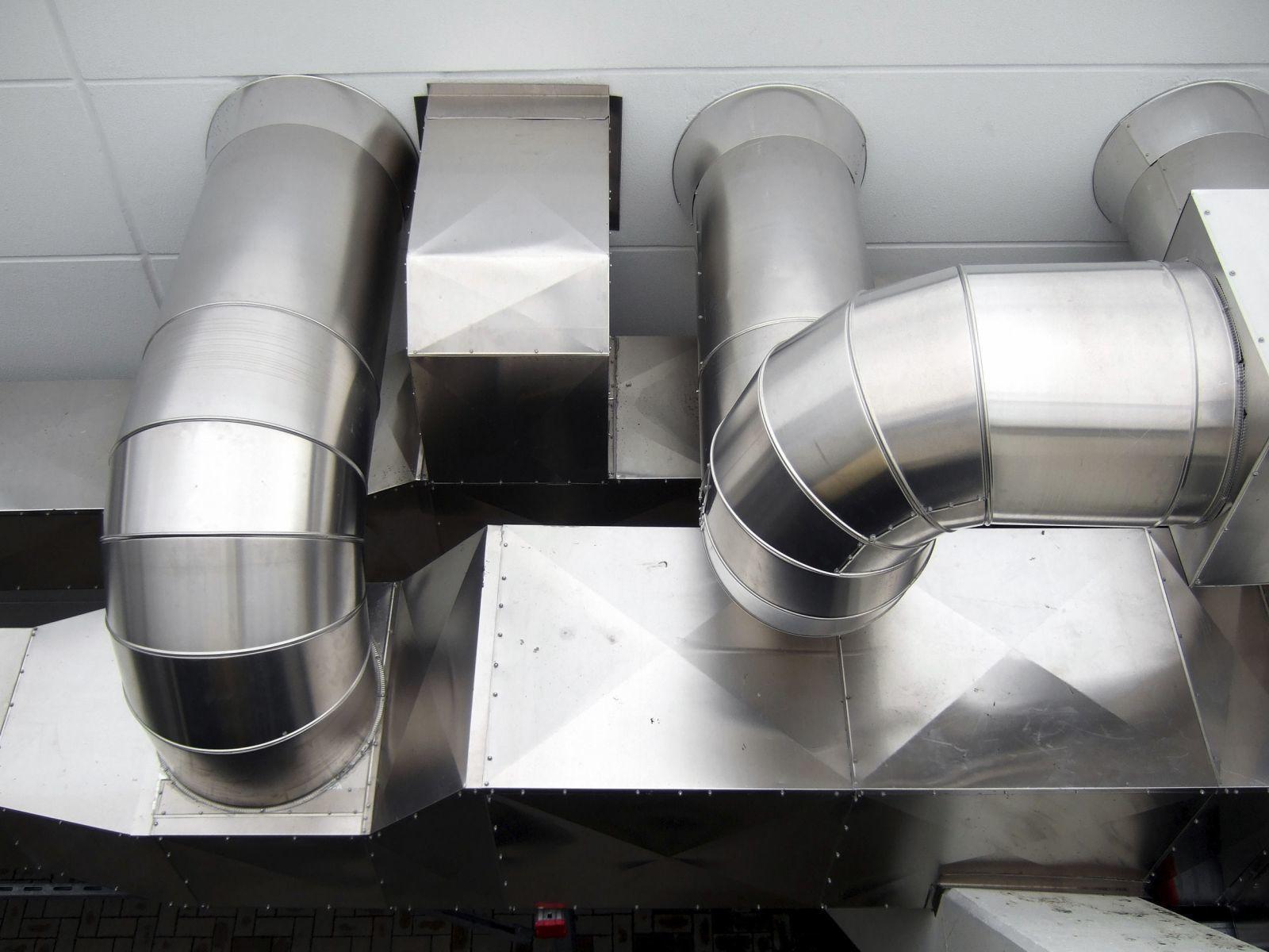 Линия по производству воздуховодов (автоматическая): прямоугольных и других