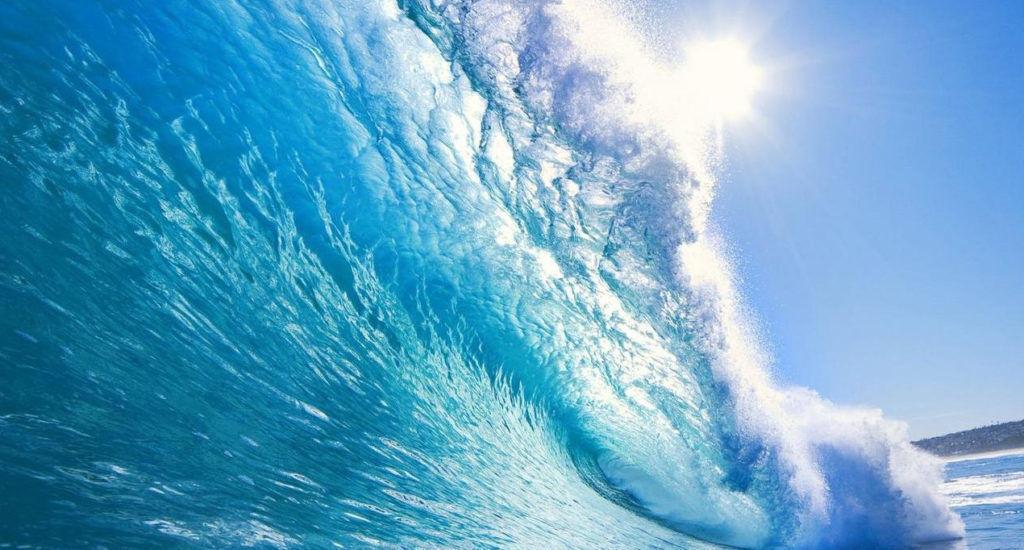 Океаны - это и есть мировой запас воды, но нужно следить за их экологическим состоянием