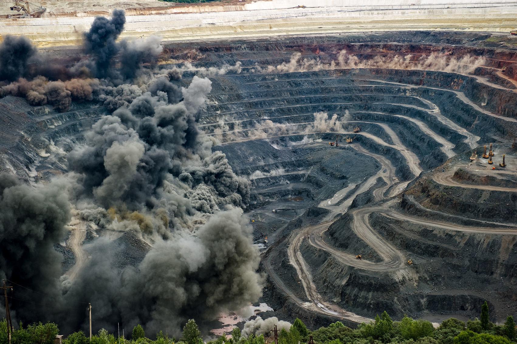влияние на экологию добыча угля
