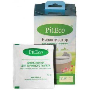 Биоактиватор Piteco для торфяных туалетов 160гр