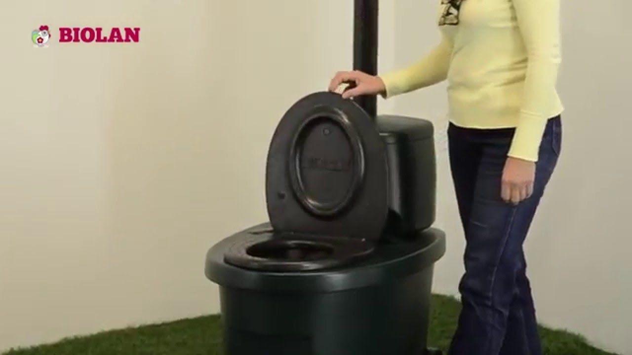 Компостный туалет Biolan