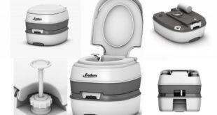 Mobil-WC Comfort