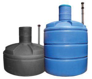 Пластиковые емкости для выгребных ям