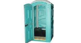 Мобильная туалетная кабина «Стандарт»