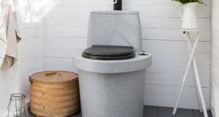 Торфяной туалет - Торфолет