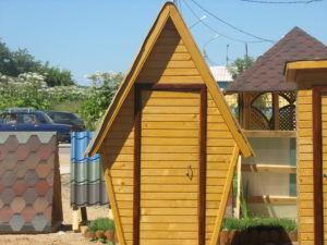 Треугольный туалет