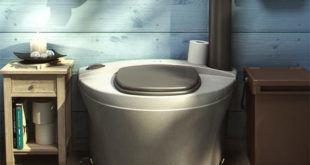 Туалет для дачи Эколет