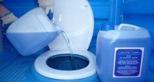 Жидкость для биотуалета