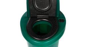 миниатюра торфяной туалет экоматик грин 110