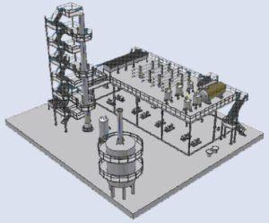 Оборудование для нефтегазовой промышленности малоэтажное