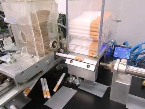 Купить мини производство сигарет табачные изделия интернет