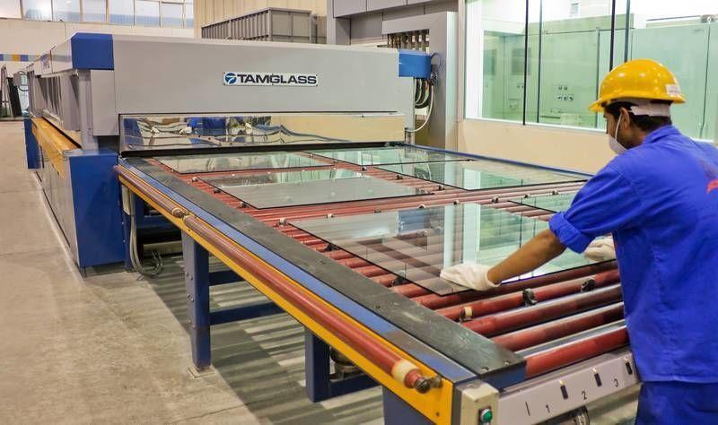 Производство стелка на мини линии
