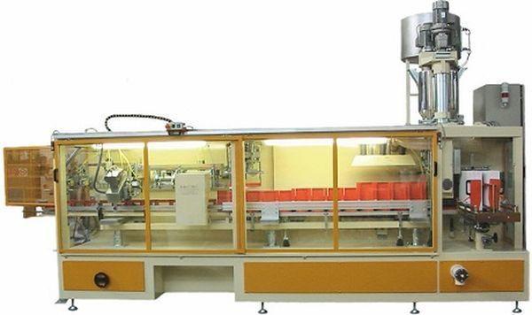 Комплекс для фасовки в банки P 82-F